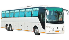 55 seater bus